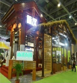 第十三届广州国际木屋、木结构产业暨木业、木塑展览会
