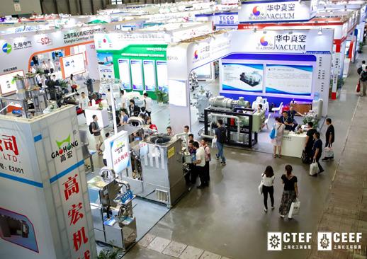 第十三届上海国际化工泵、阀门及管道展览会
