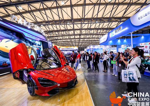 2020年上海婴童用品展览会   ( CKE婴童展 )