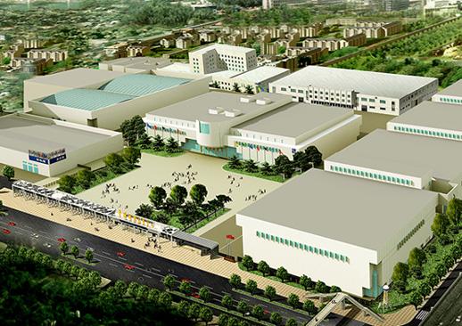 中国国际展览中心(静安庄馆)